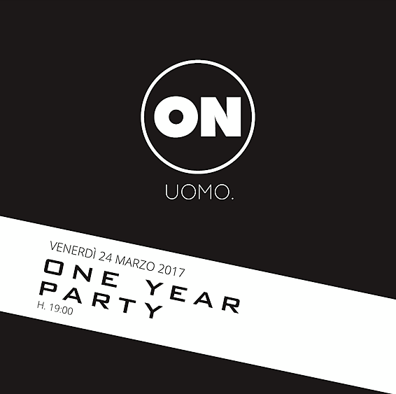 ONE YEAR PARTY