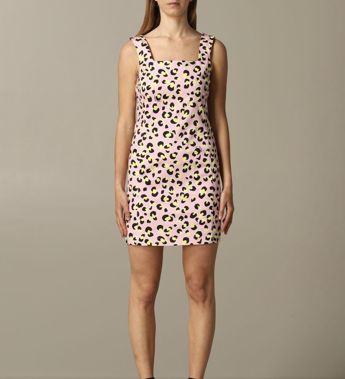 LOVE MOSCHINO Tubino Animalier