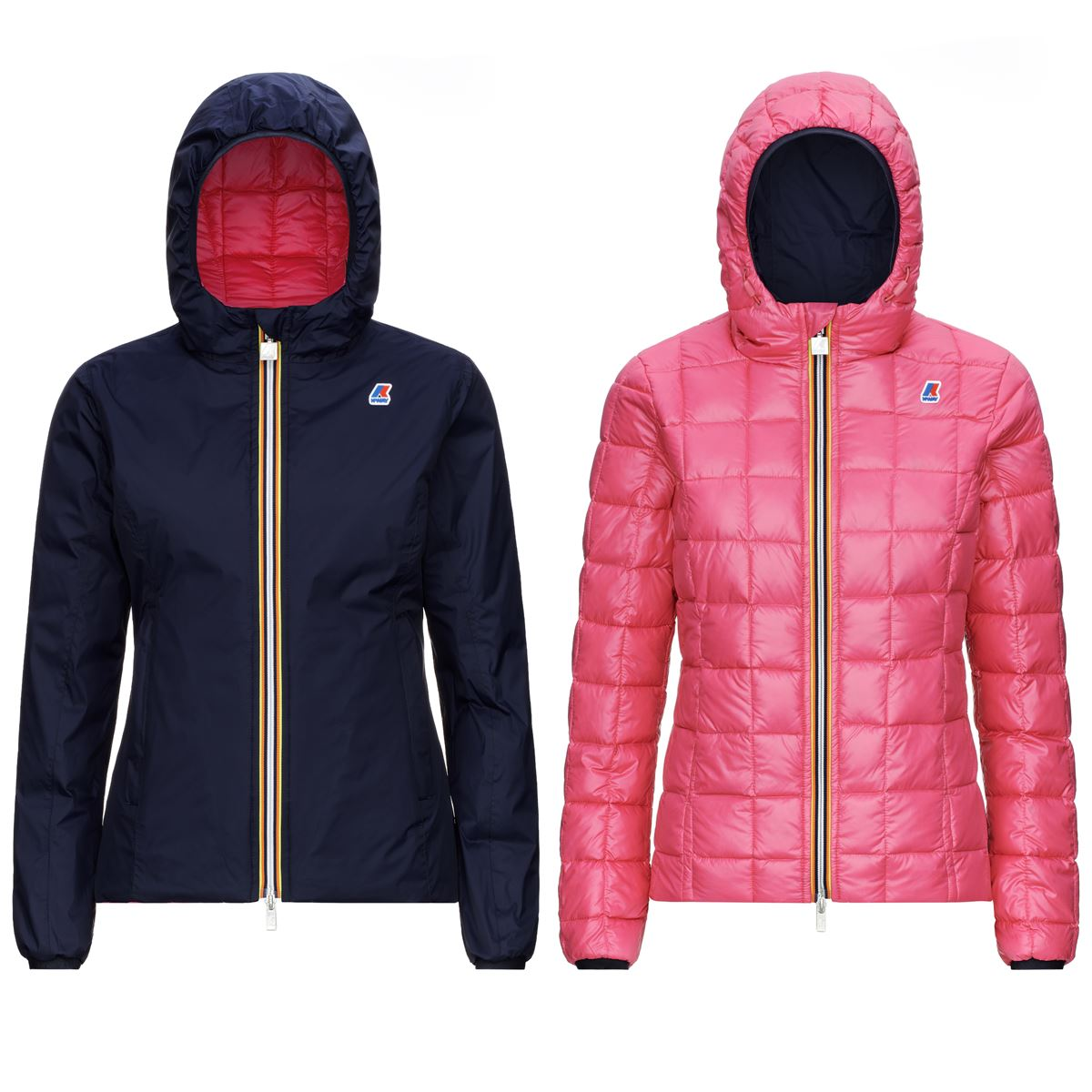 KWAY LILY THERMO PLUS.2 DOUBLE BLU MARITME-RED