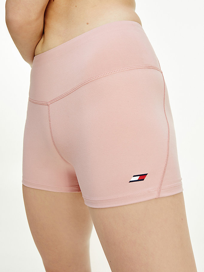 TOMMY HILFIGER SHORTS SPORT TH COOL ADERENTI