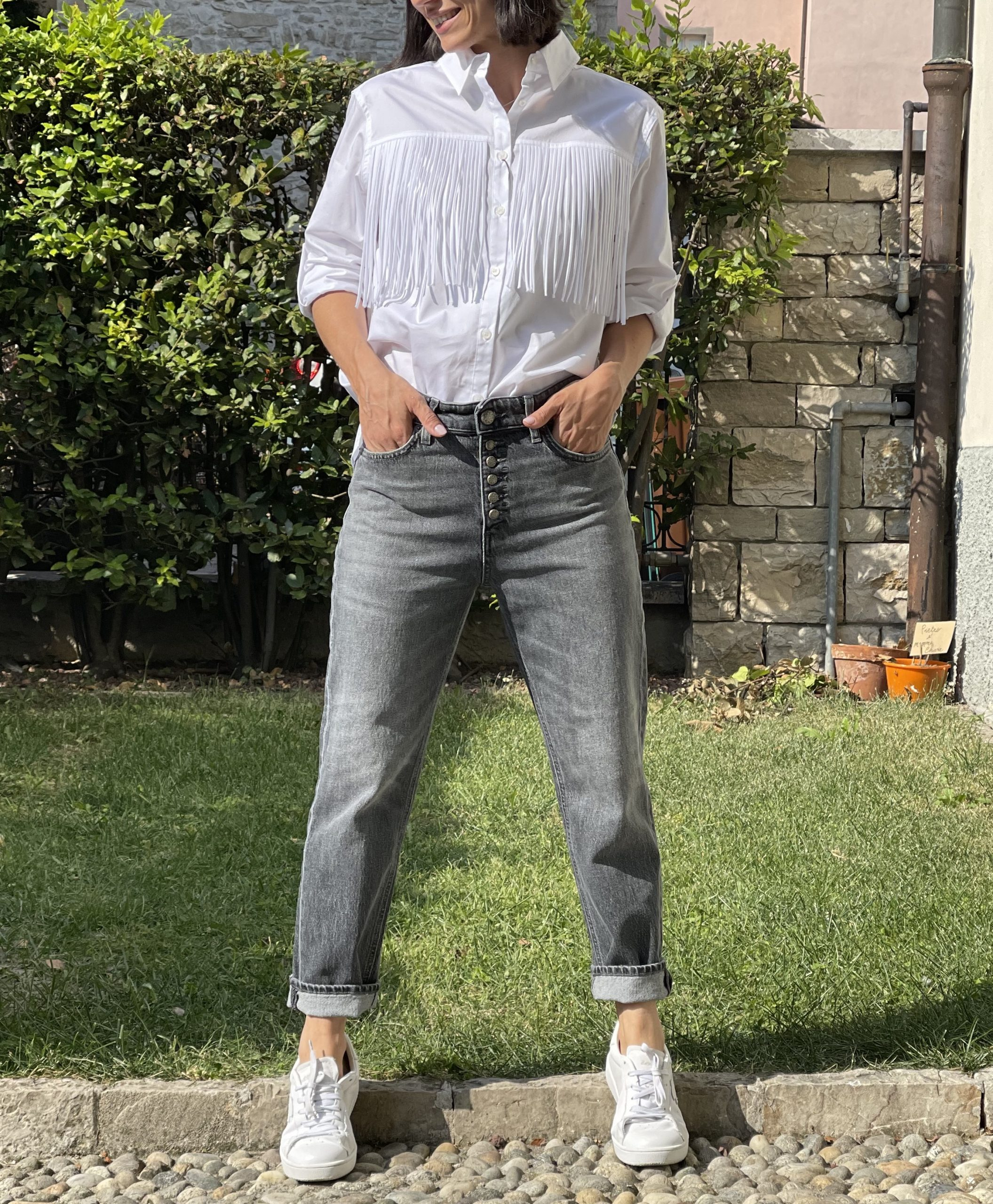ROY ROGERS JEANS RELAXED FIT